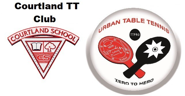 Courtland Table Tennis Club