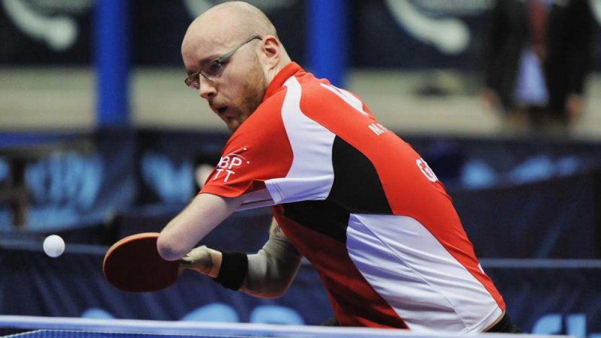 British team assured of singles medals in Italy