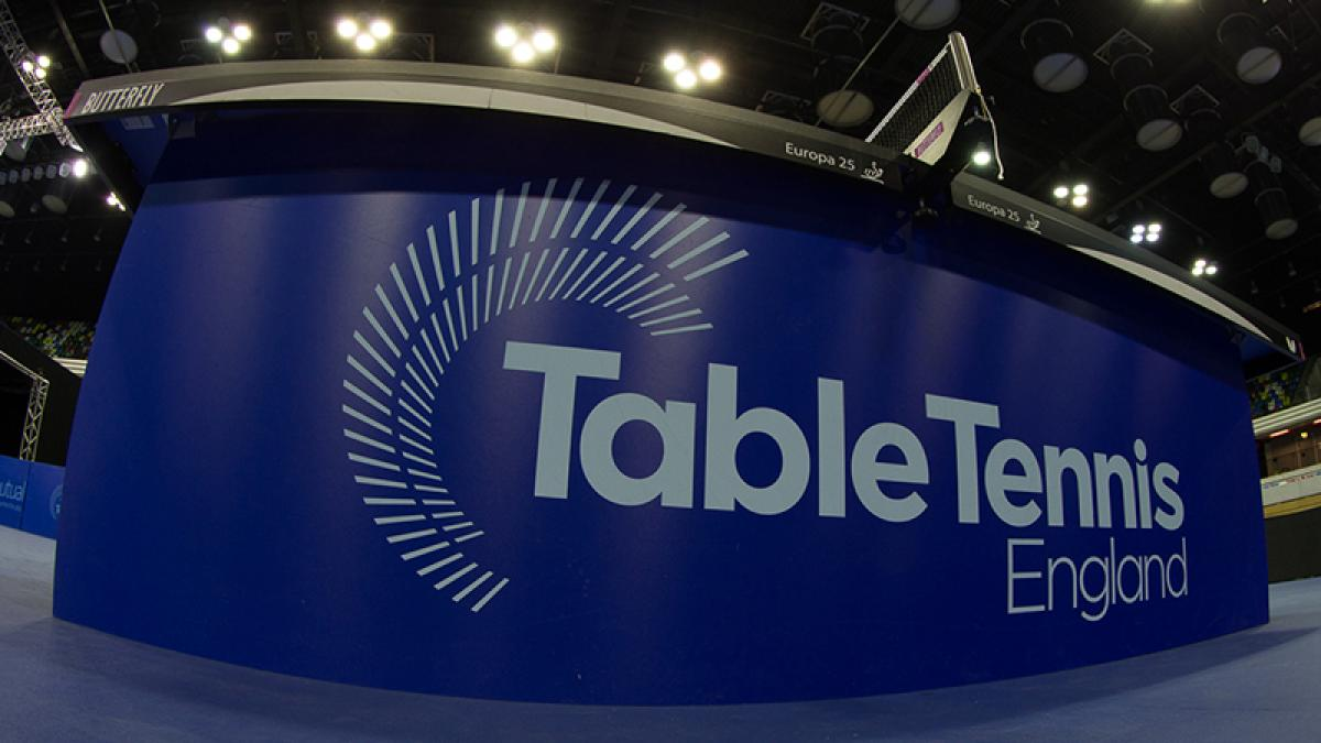 Table Tennis England commits to provide free websites for Leagues