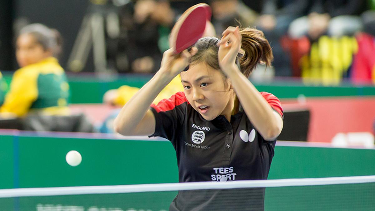 Tin-Tin storms back to earn doubles semi spot